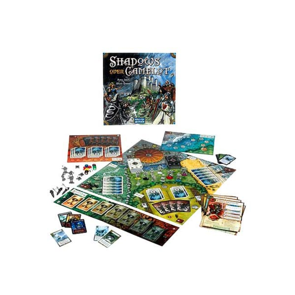 Shadows Over Camelot Game
