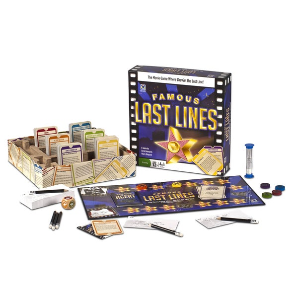 Famous Last Lines Game