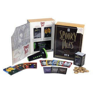 Spooky Tales Storytelling Game