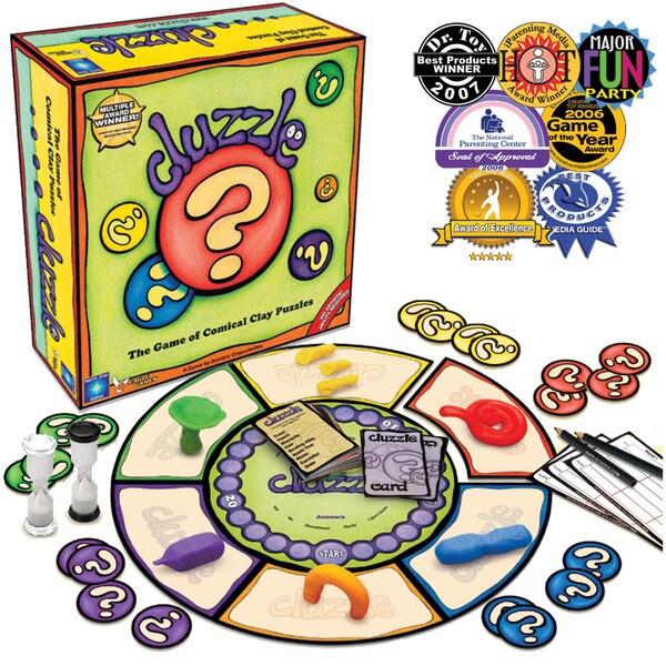 Cluzzle Clay Molding Game