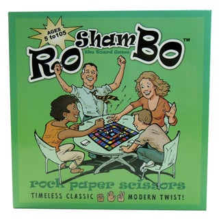 RoShamBo The Board Game