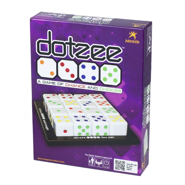 Dotzee Game