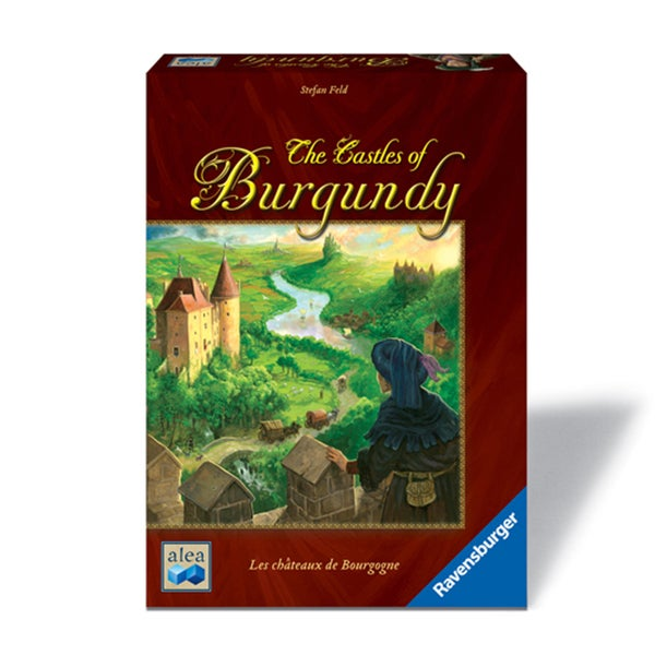 Castles of Burgundy Game