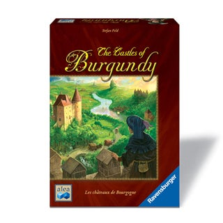 Castles of Burgundy Game