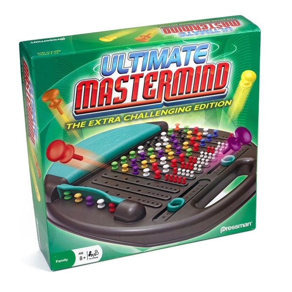 Ultimate Mastermind Game