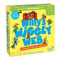 Willy's Wiggly Web: A Wiggly Wobbly Cutting Game