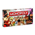 Monopoly Street Fighter Collector's Edition Game