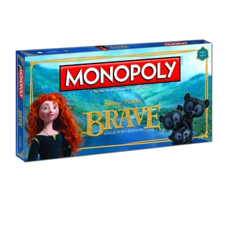 Monopoly Brave Collector's Edition Game