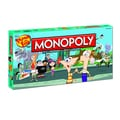 Monopoly Phineas and Ferb Collector's Edition Game
