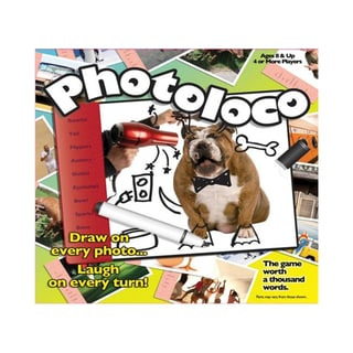 Photoloco The Game Worth a Thousand Words