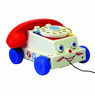 Fisher-Price Classics Chatter Phone