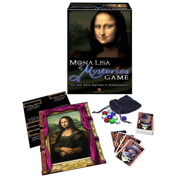 Mona Lisa Mysteries Game