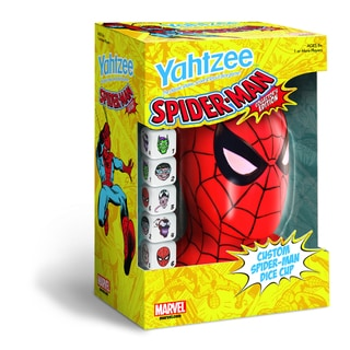 Yahtzee: Spider-Man Collector's Edition