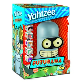 Yahtzee: Futurama Collector's Edition