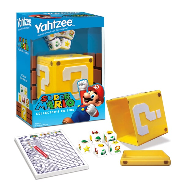 Yahtzee: Super Mario Edition