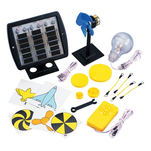 Solar Deluxe Educational Kit