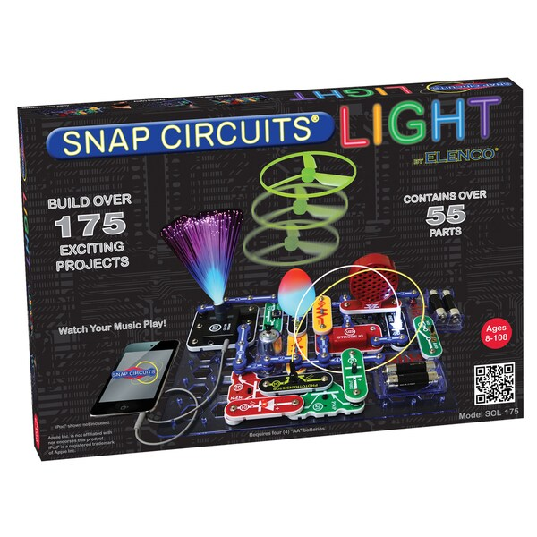 Elenco Electronics Snap Circuits Light 10857393