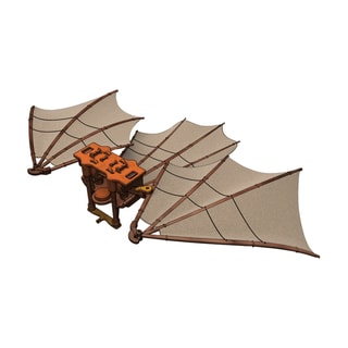 Leonardo Da Vinci Great Kite Kit