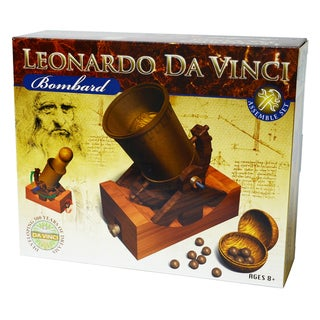 Leonardo Da Vinci Bombard Kit