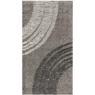 Safavieh Porcello Gray Contemporary Rug (2' x 3'7)