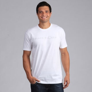Black Clover Men's White 'Impress' T-Shirt