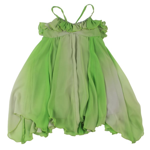 Paulinie Collection Girls' Ombre Dress