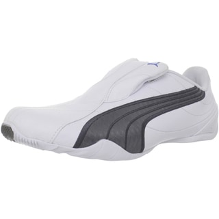 Puma Men&#39;s &#39;Tergament&#39; Leather Strip Sport Sneakers