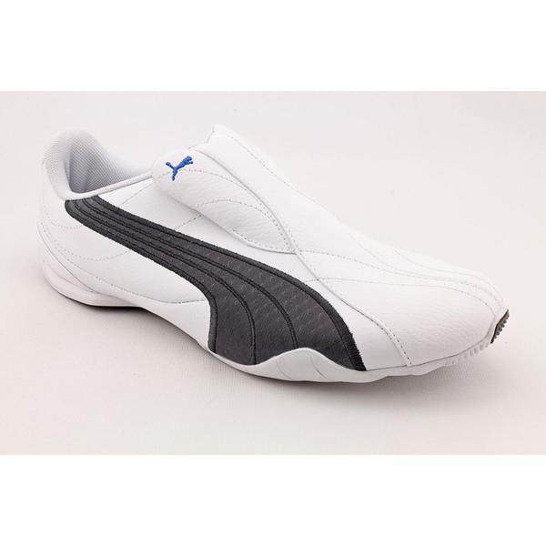 Puma Men's 'Tergament' Leather Strip Sport Sneakers