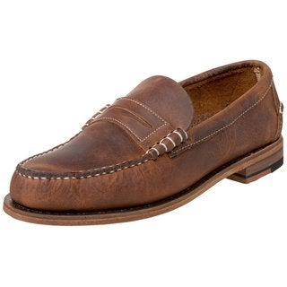 Sebago Men's Distressed Leather Loafers