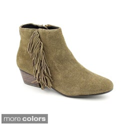 Kelsi Dagger Women's 'Trilogy' Ankle Booties