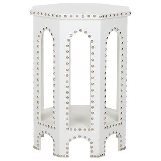 Safavieh Nara White Accent Table