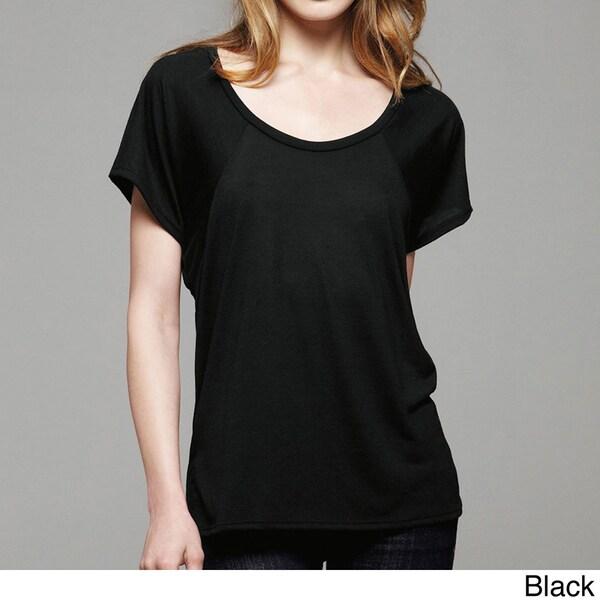 Bella Women's Relaxed Raglan T-shirt