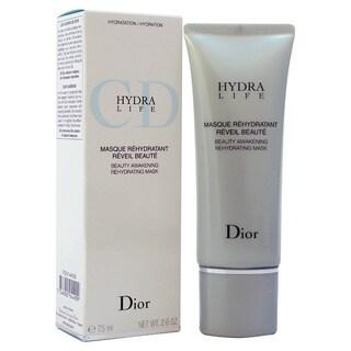 Dior Hydra Life Beauty Awakening Rehydrating 2.6-ounce Mask