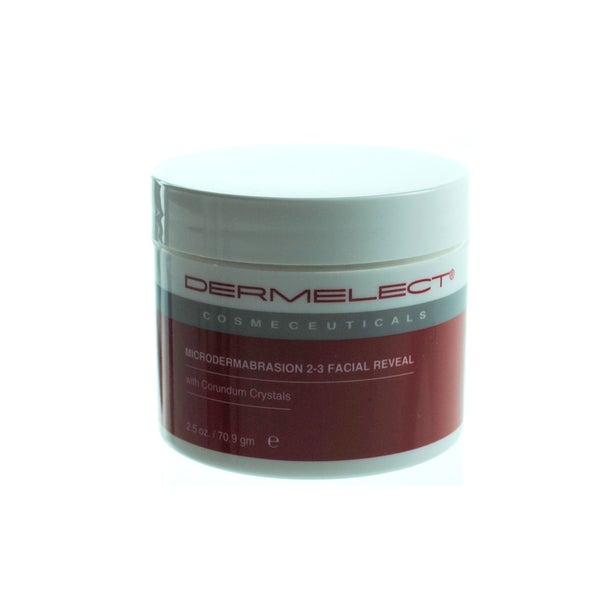 Dermelect Microdermabrasion 2-3 Facial Reveal Cream
