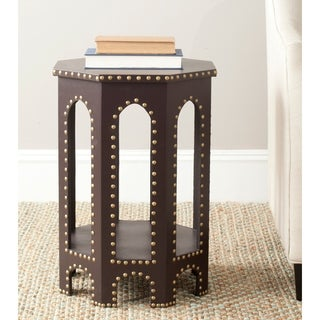 Safavieh Nara Charcoal Grey Accent Table