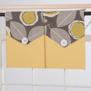 Design Your Valance Sunny Days 2-Panel Valance