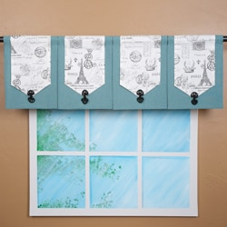 Design Your Valance Paris 4-Panel Valance