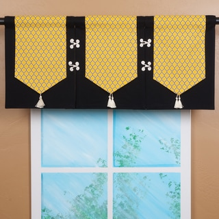 Design Your Valance Moroccan 3-Panel Valance