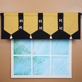 Design Your Valance Moroccan 4-Panel Valance