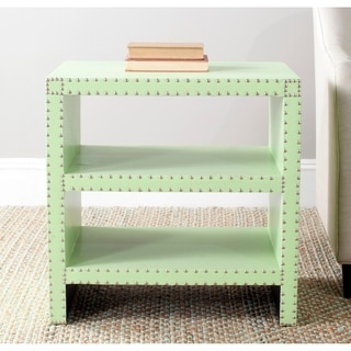 Safavieh Lacey Light Green Side Table