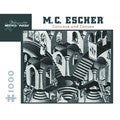 MC Escher Concave and Convex 1000-piece Puzzle