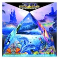 Wonder of the Universe 3D Pyramd Puzzle
