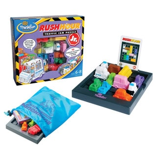 Rush Hour Jr. Brain Teaser Game