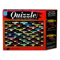 Quizzle Cars of the World 850-piece Jigsaw Puzzle