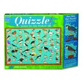 Quizzle Birds of the World 850-piece Jigsaw Puzzle