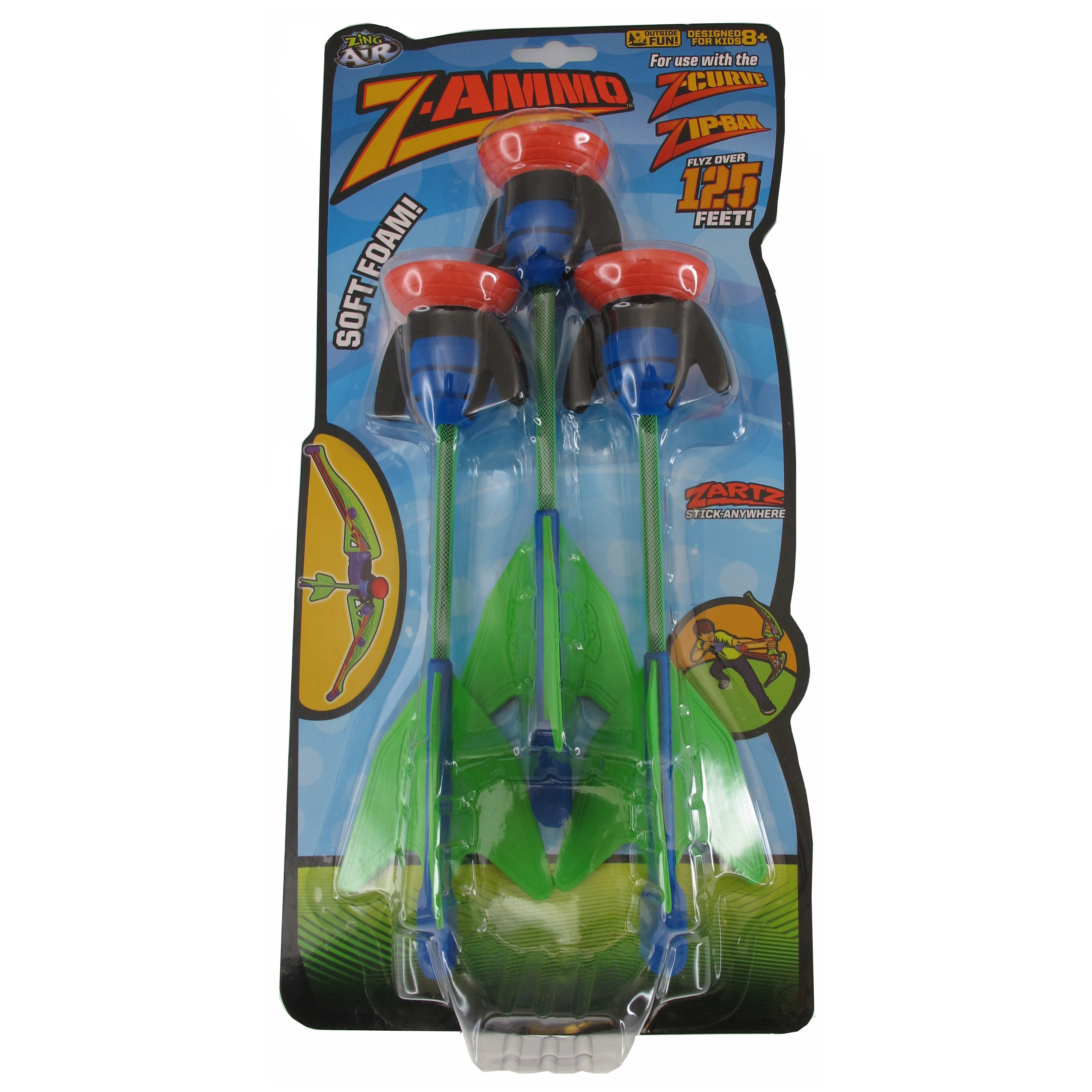 Zing Toys Z-Curve Bow Refill Pack at Sears.com