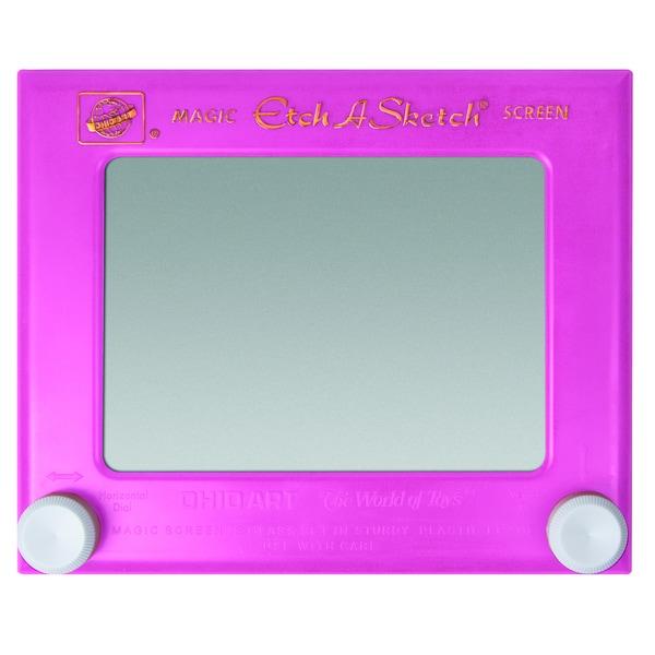 Pink Classic Etch A Sketch