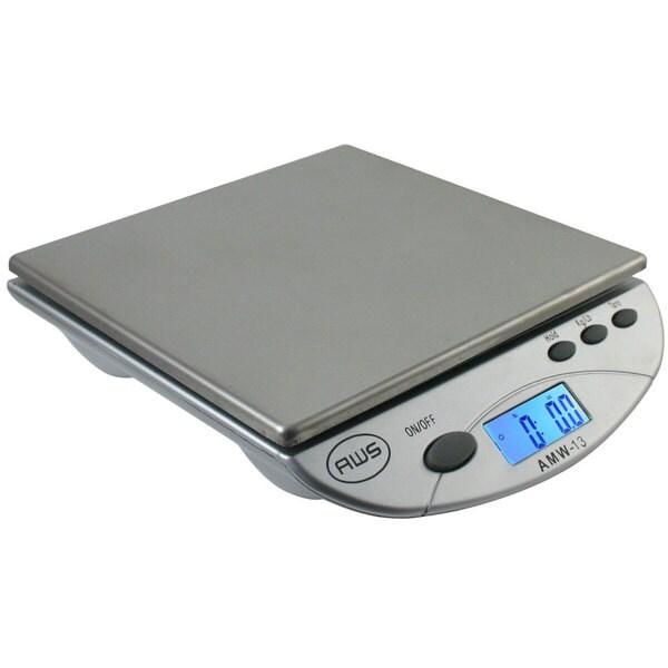American Weigh Silver Digital Postal Kitchen Scale