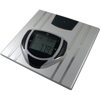 American Weigh Scales Silver BMI Fitness Scale