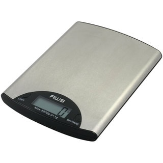 American Weigh Stainless Steel Digital Kitchen Scale